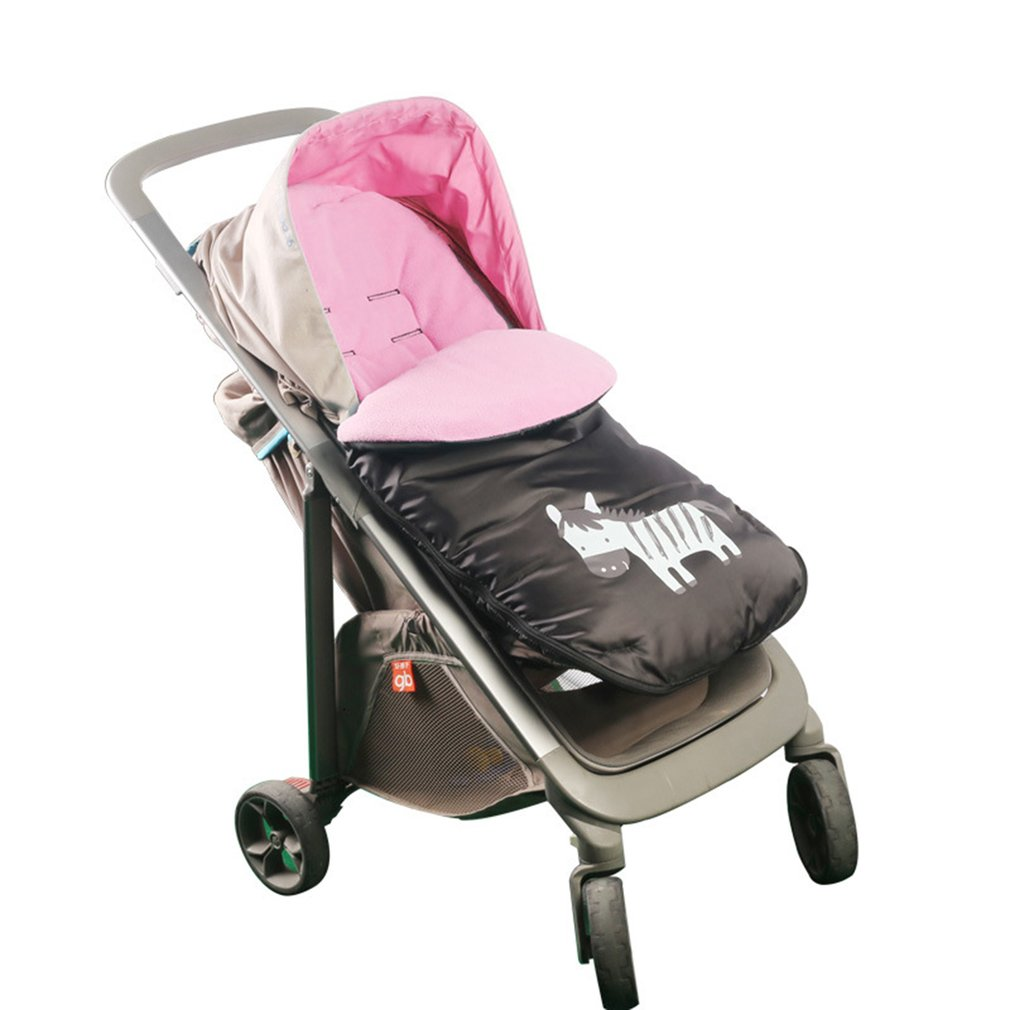 Детские коляски спальный мешок конверт для сна мешки ножки ребенка в тепле коляска детская коляска кровать сиденья для Babie детей 0-48 м зима