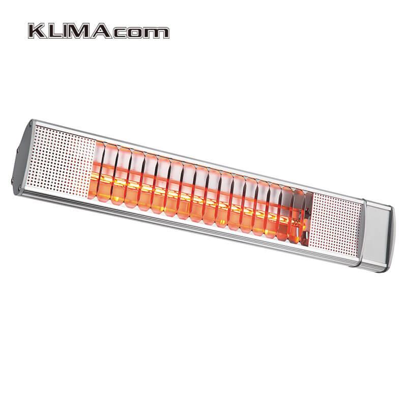 2000W,IP 65,Waterproof Patio Heater Electric Indoor Outdoor Heaters 6M Sq  Area Covered