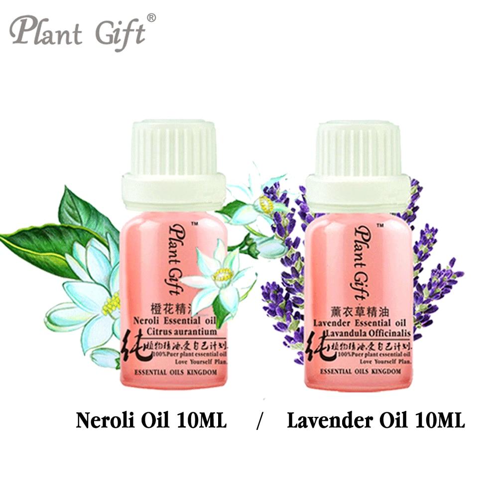 Neroli / Lavender Oil 10ml For Anti Wrinkle & Aging Moisturizing Whitening Skin Care Massage Oil For Stretch Marks Sensitive