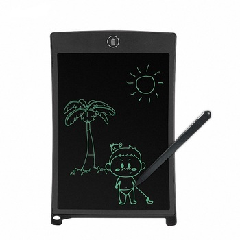 "Howshow 8.5"" LCD Writing Drawing Tablet Digital Handwriting Pads Portable Electronic Graphics Board ultra-thin Board with pen Digital Tablets"