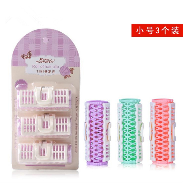 Automatic Hair Curlers Rollers Magic Hair Styling Tools Thread Form ...