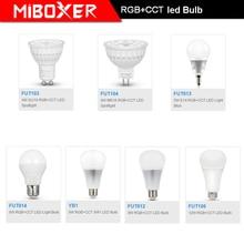 MiBOXER E27 4W 5W 6W 8W 9W 12W E14 GU10 MR16 RGB CCT led Lamp Blub Spotlight FUT103/FUT104/FUT013/FUT014/YB1/FUT012/FUT105