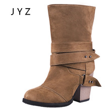 Fashion New Womens Boots Casual Platform Pumps Autumn Winter High Heels Shoes Lady Big Size 40 41 42 43 wo180816 fashion new womens boots winter high heels fur keep warm shoes platform pumps lady big size 40 41 42 43 44 wo180801