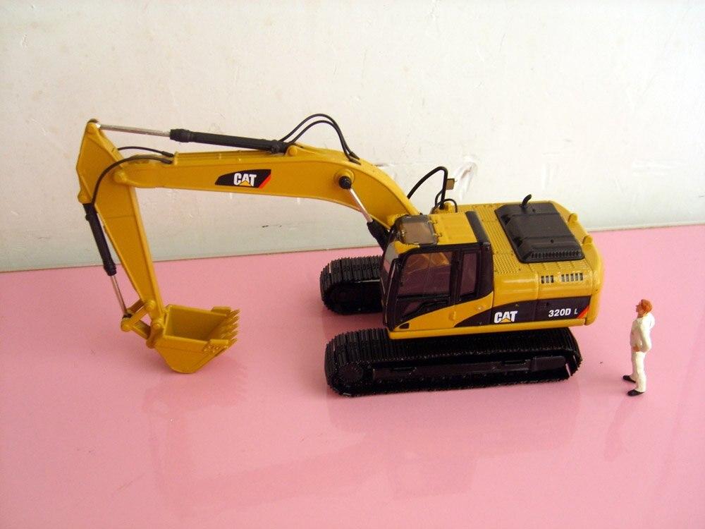 1:50 CAT320D гидравлический экскаватор игрушка