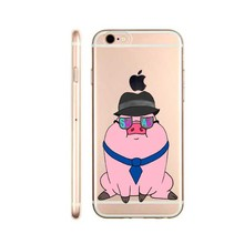 Gravity Falls Waddles iPhone Case
