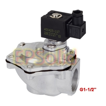 Free Shipping Right Angle Type 1-1/2'' Pulse Valves SCG353A047 Equivalent ASCO-40