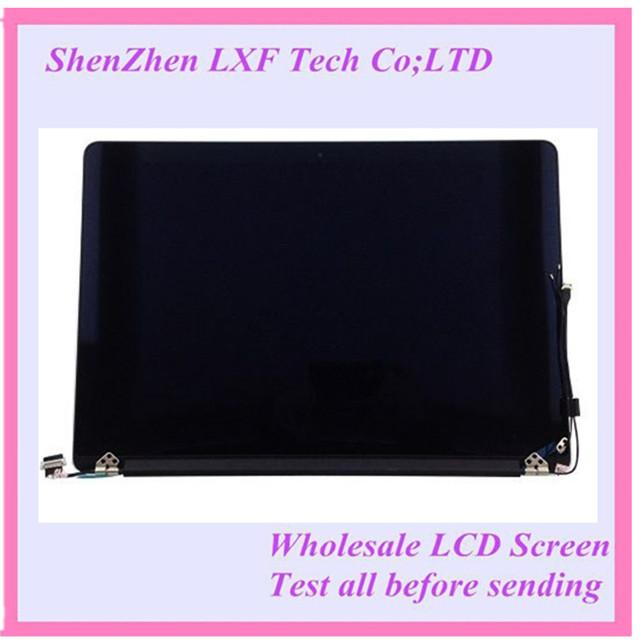"""15 """"asamblea lcd del ordenador portátil para macbook pro a1398 pantalla r etina pantalla lcd asamblea mediados 2015 mjlc2 mjlq2 mjlt2 ll/a"""