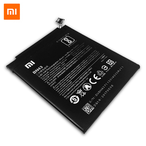 Image 5 - XiaoMi Original Replacement Battery For Xiaomi Redmi Note 4X 4 X Capacity 4000/4100mAh BN43 Mobile Phone Battery