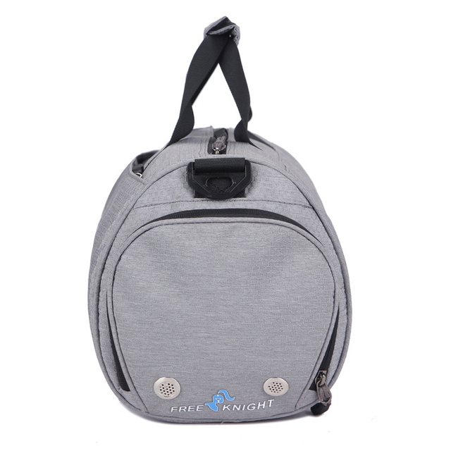 Free Knight Waterproof Men Sports Gym Bags New Leisure Yoga Fitness Bag Women Travel Handbag Training Duffle Bag