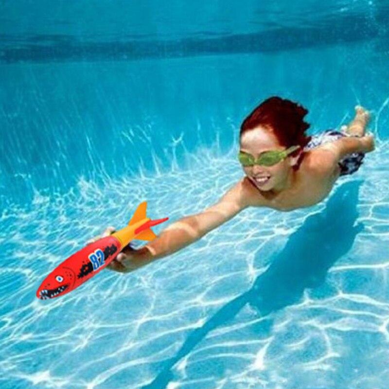 Цельнокроеное платье игрушки ванны дайвинг акула маленьких Плавание бассейн Fun под водой игрушка для купания