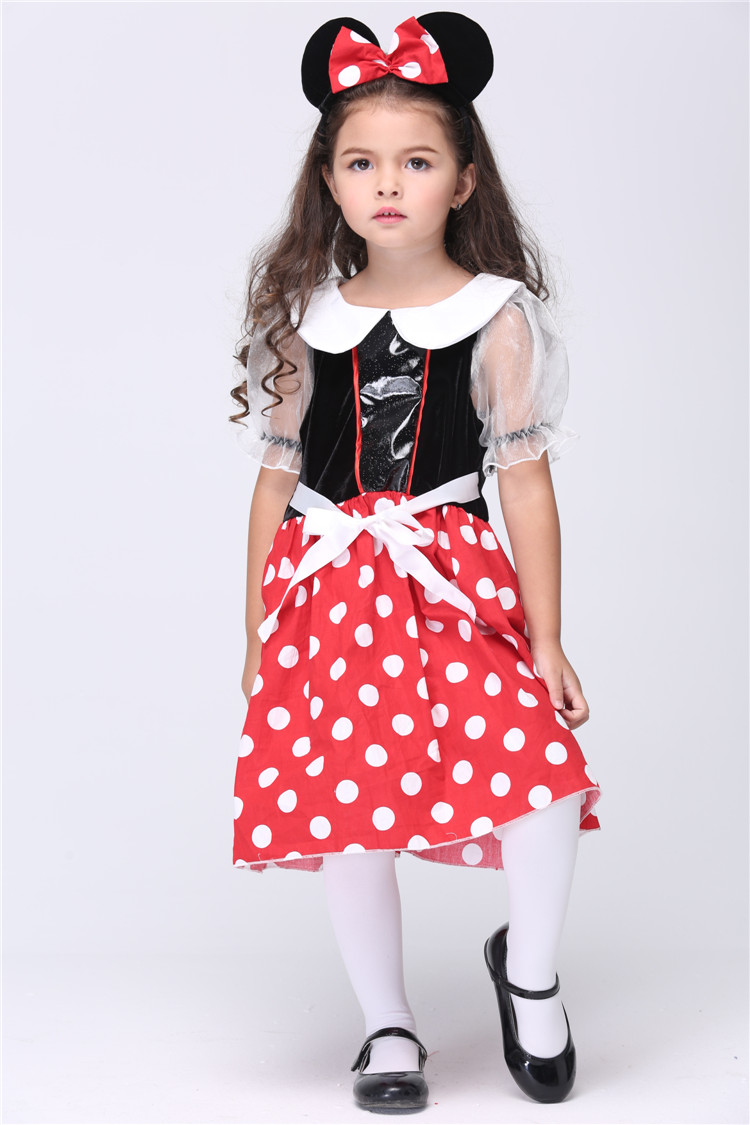 Halloween Minnie Mouse Costumes Promotion-Shop for Promotional ...