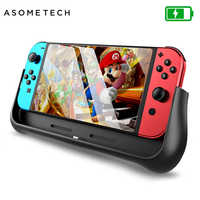 10000mAh Battery Case Power Bank For Nintendo Switch Console With Holder Fast Charger External Battery For Nintend Switch NS NX