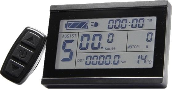 Back To Search Resultsautomobiles & Motorcycles Ed900 Control Panel Led Display Electric Bicycle Bike Parts For Kt Controller Ebike 24v 36v 48v Intelligent Black Kt