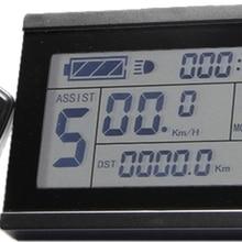 ebike 24V 36V 48V  Display intelligent KT LCD LCD3 Control Panel Electric Bicycle bike Parts controller