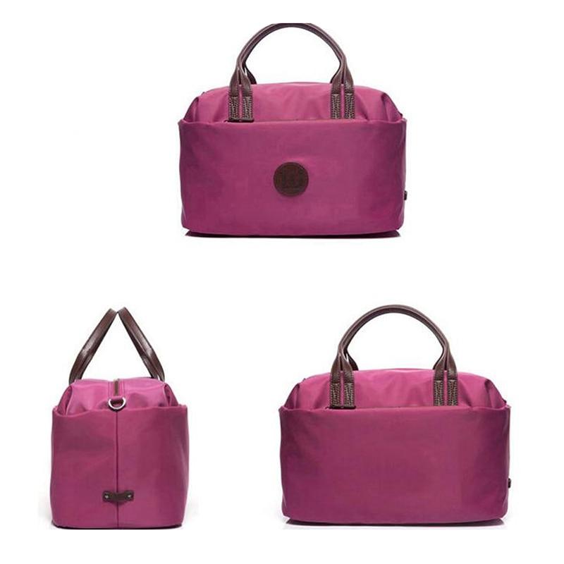Waterproof Diaper Bags Large Capacity Nylon Mother Bag Multifunctional Mummy Carriage Bags Storage Handbags for Hot Moms Travel