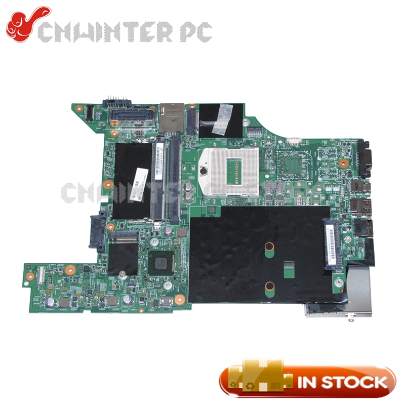 NOKOTION 00HM541 00HM540 Main Board For Lenovo thinkpad L440 Laptop Motherboard PGA 947 HM86 GMA HD4400 DDR3L
