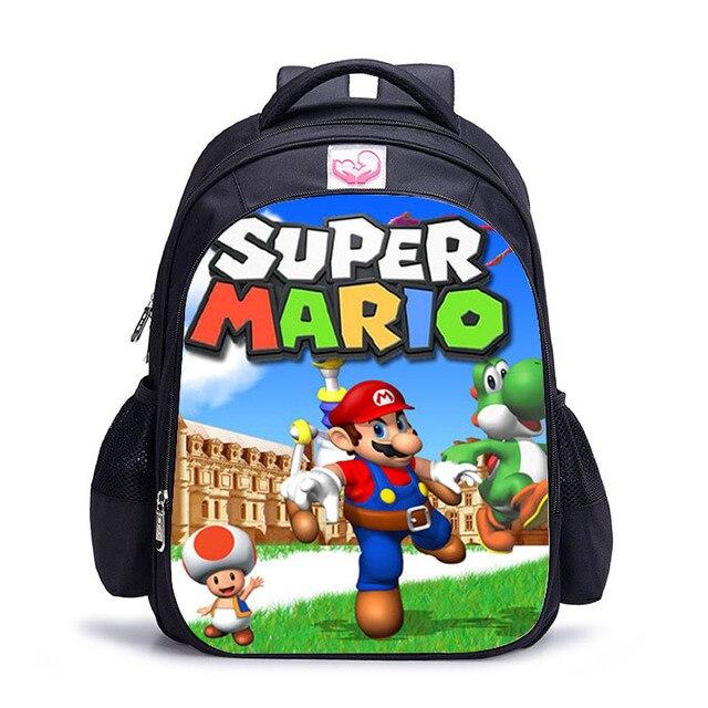 Super Mario Backpack 4