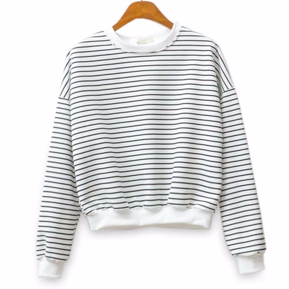 Popular Striped Hoodie Women-Buy Cheap Striped Hoodie Women lots ...