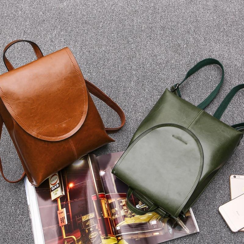 033018 Новый горячий Высокое качество Женщины Малый старинные рюкзак леди мини-сумка