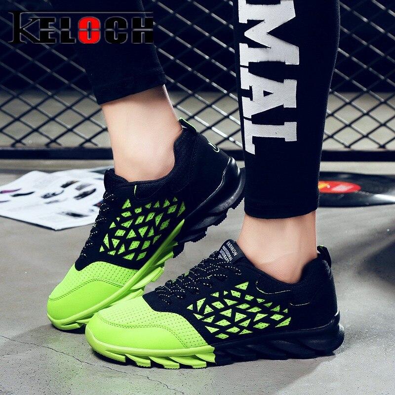 Keloch/новый летний Для мужчин Кроссовки Открытый Бег Training Обувь спортивные Спортивная обувь Для мужчин Утепленная одежда зимние сапоги для Бег