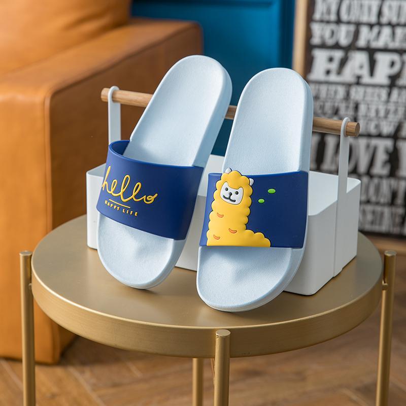 Sheep Lemon Cherry Slide Sandals Cartoon Fruits Women Slippers Summer Slides Ice Cream Home Slippers Women Shoes Flip Flops 4