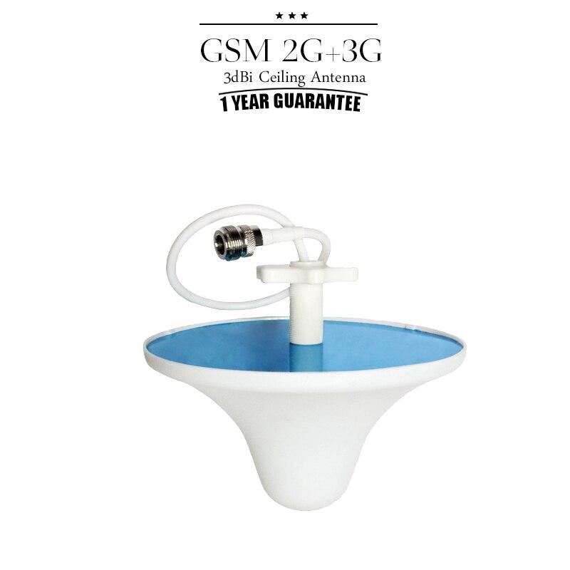 Couverture grande surface 70dB Gain 3G WCDMA 2100 Booster de téléphone portable répéteur de Signal cellulaire affichage LCD 3G UMTS 2100 mhz amplificateur #50 - 4