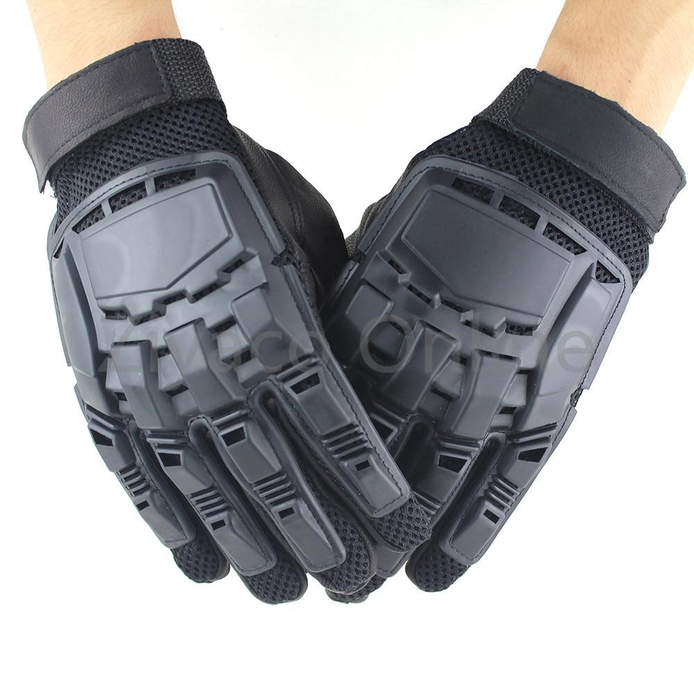 NºAl aire libre escalada entrenamiento Finger completa guantes ...