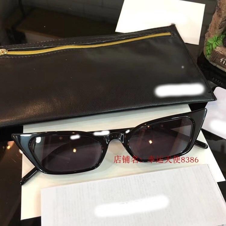 2018 luxury Runway sunglasses women brand designer sun glasses for women Carter glasses A0608