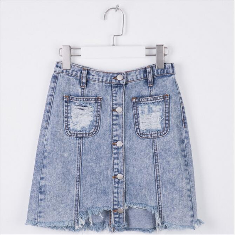 Buy Junior Denim Skirts And Get Free Shipping On AliExpress
