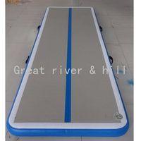 Высокое качество 5m x 1 8 m Воздушный трек  надувные воздушные треккоуличные игры