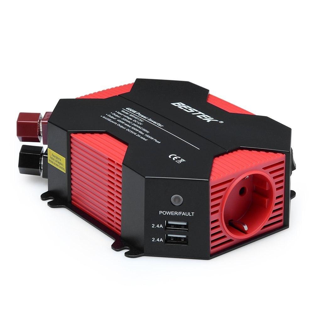 Car Battery To Plug Converter