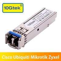 1,25 Gb 10KM SFP LX/LH para GLC-LH-SMD/GLC-LH-SM/SFP-GE-L... module/LH módulo transceptor SFP de fibra óptica SMF