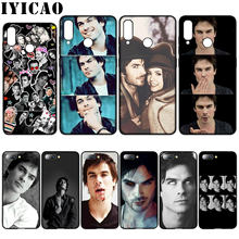IYICAO Vampire Diaries Ian Somerhalder Silicone Soft Case for Huawei Y7 Y6 Prime Y9 2018 Honor 8C 8X 8 9 10 Lite 6A 7C 7X 7A Pro(China)