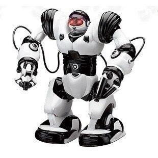 Grand Jouet Robot RC Télécommande Robot Parler & Danse Action Figure RC Robot Contrôle Robot Jouet Pour Garçon Jouet enfants Cadeau De Noël