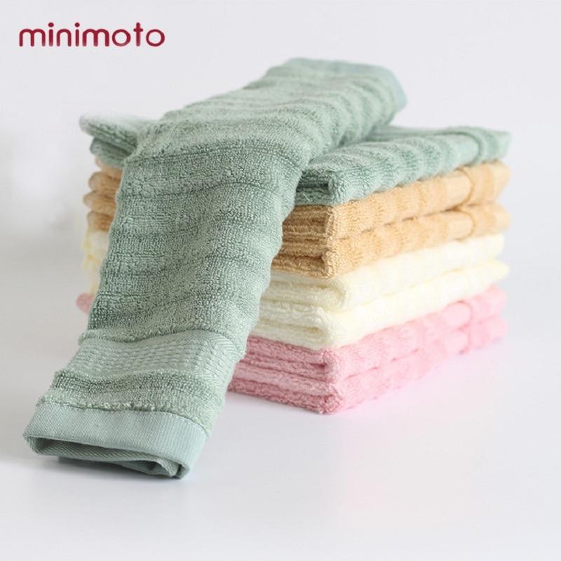 Handtücher Preiswert Kaufen 4 Farbe Druck Baby Handtuch Kinder Handtücher Super Weiche Baby Care Starke Absorbent Bad Handtuch Für Baby