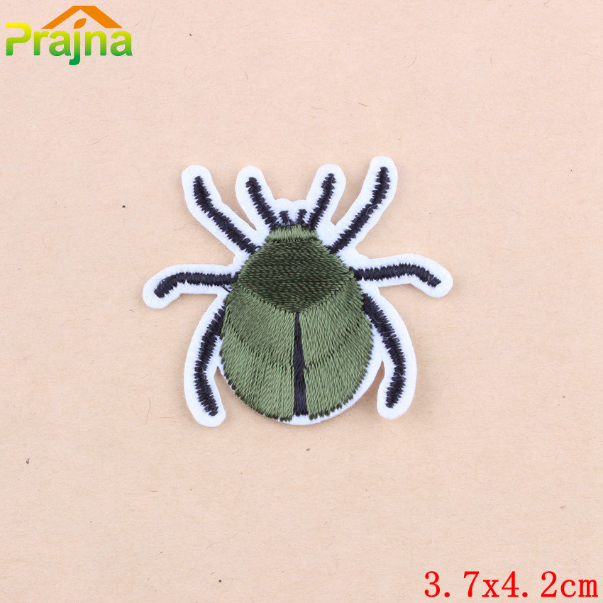 Zotoone Lot Diy Funny Spider Cartoon Patches For Clothing Iron Cheap