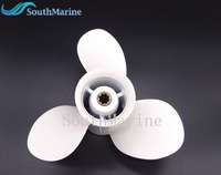 Aluminum Alloy Propeller For Yamaha 9 9HP 15HP Outboard Motors 9 1 4 X 10 J