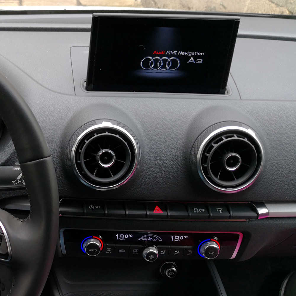 Carlinkit Wired Apple CarPlay Decoder for Audi A3 B9 3G/3G+