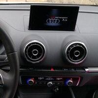 Совместимость для Audi A3 Sportback 2014 8 В Фронтальная камера и сзади Камера Мультимедиа Видео Интерфейс с парковкой рекомендации