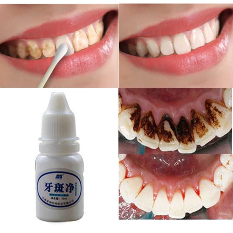 10ml Teeth Whitening Water Oral Hygiene Cleaning Teeth Care Tooth Cleaning Whitening Water Clareamento Dental Odontologia 1PC