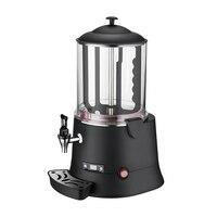 10L 핫 초콜릿 디스펜서 기계 상업 초콜릿 커피 코코 MilkTea 디스펜서 기계 전기 난방 시스템 110V-240V