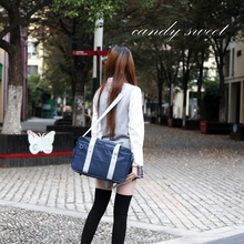 Japanese Student Bags JK Handbag Travel Bag Women Shoulder S