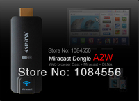 Measy A2W Miracast Wifi Display HDMI TV Stick Dongle Wireless Receiver Ezcast Airplay Streaming Media Voor Android IOS Windows