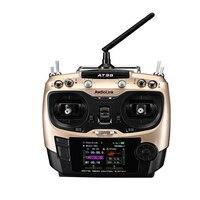 F18528 radiolink at9s 2.4グラム10ch dsss fhssトランスミッタr9ds 9chレシーバーラジオコントローラs-バスpwm� cヘリmulticopter