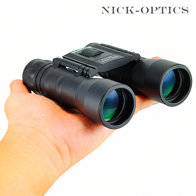Binoculars 22x32 Portable Folding Professional Hd Zoom Telescope High qualith Powerful Outdoor Hunting Low Light Night Vision