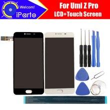 5.5 Inch Umi Z Pro Màn Hình Hiển Thị LCD + Màn Hình Cảm Ứng Kính Cường Lực 100% Nguyên Bản Thử Nghiệm Số Màu Bảng Điều Khiển Thay Thế Cho Umidigi Z PRO + Dụng Cụ