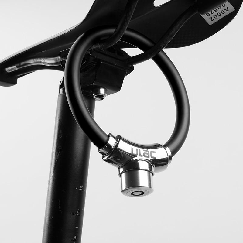 Anti-Theft Universal Motorcycle Bike Wire Security Bicycle Lock Circle Lock