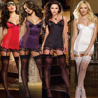 Free Seduction The Female Perspective A Nightgown Sexy Lace Underwear Sexy Lingerie Suit Babydolls 2017 Chemises