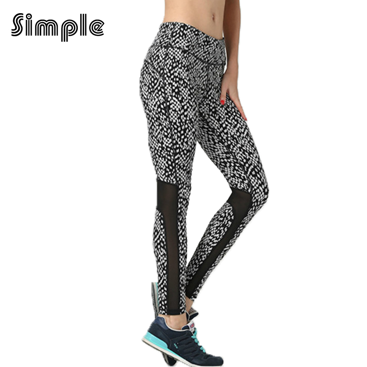 Textured Fitness Leggings: Online Shopping Textured Tights