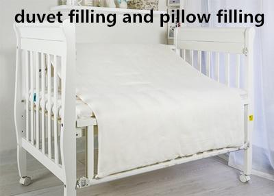 Promotion! 2pcs duvet filling and pillow fillingPromotion! 2pcs duvet filling and pillow filling